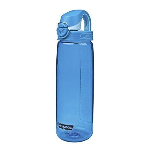Nalgene Tritan On The Fly Water Bottle, Blue with Glacial Blue, 24Oz Sport & Recreation Nalgene