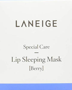 LANEIGE LIP SLEEPING MASK Berry 20g / Lip Sleeping Pack / Lip Treatment (Packaging may vary)