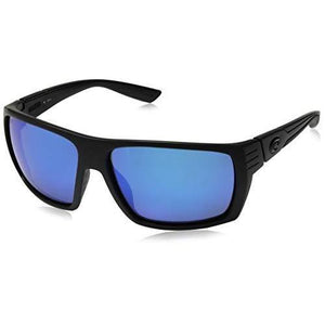 Costa Del Mar Hamlin Sunglasses, Blue Mirror 580 Glass, Blackout