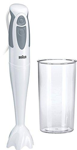 Braun MQ300 Multiquick 3 550-watt Hand Blender, 220-volt (European cord) Kitchen & Dining Braun