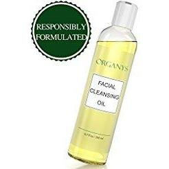 Gentle Facial Cleansing Oil & Makeup Remover