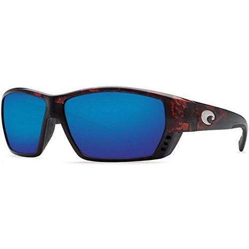 Sunglasses Costa Del Mar TUNA_ALLEY TA 10 BMGLP ALLEY TORTOISE BLUE MIR 400G