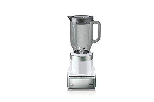 Braun JB7350 WHS Puremix Power Countertop Blender with Thermal Resistant Glass Jug