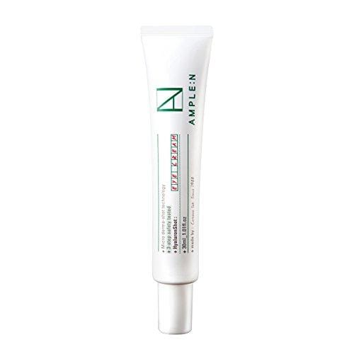 [AMPLE:N] Hyaluron Shot Eye Cream 1.01 fl. oz. (30ml) - Nourishing & Moisturizing Anti Wrinkle Eye Care