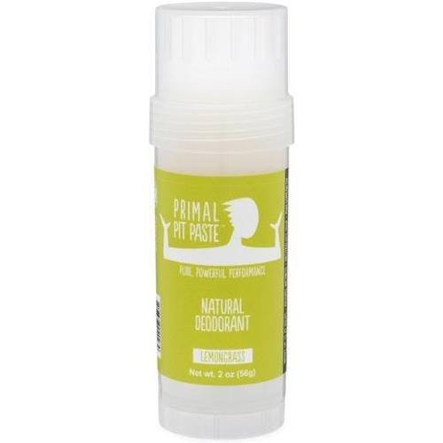 Primal Pit Paste - Lemongrass Stick Beauty & Health Primal Pit Paste