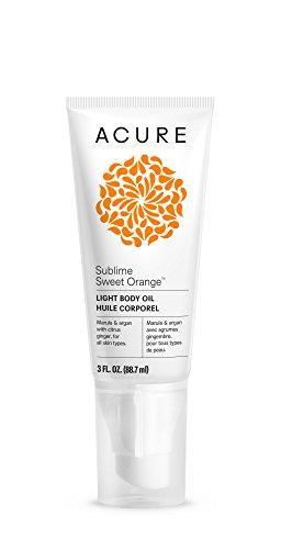 Sublime Sweet Orange Light Body Oil (Packaging May Vary)