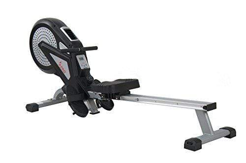 Sunny Health & Fitness SF-RW5623 Air Rowing Machine Rower w/LCD Monitor Sport & Recreation Sunny Health & Fitness