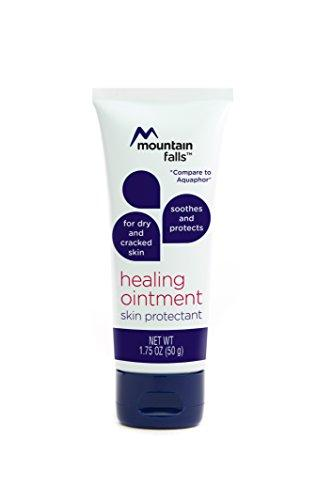 Mountain Falls Healing Ointment Skin Protectant for Dry and Cracked Skin, Hypoallergenic, Compare to Aquaphor, 1.75 Ounce (Pack of 4)