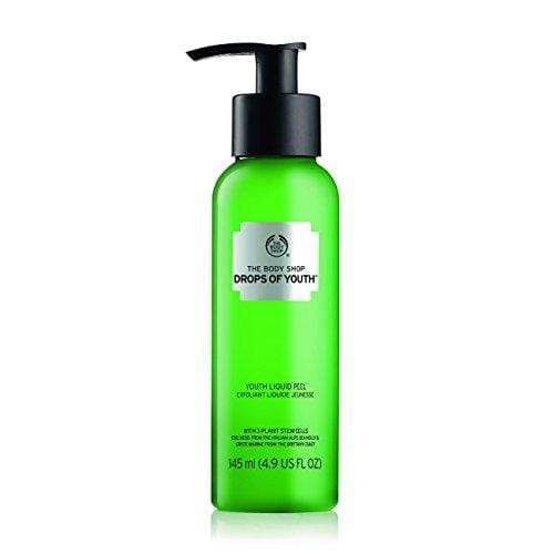 The Body Shop Drops of Youth Youth Liquid Peel, Paraben-Free Exfoliating Treatment, 4.9 Fl. Oz.
