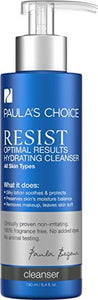 Paula's Choice RESIST Optimal Results Hydrating Cleanser, 6.4 oz Bottle Facial Cleanser with Green Tea and Chamomile for Normal to Dry Skin of the Face and Neck