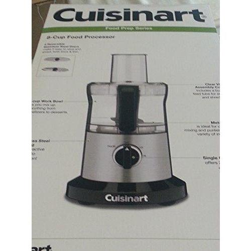 Cuisinart 8-Cup Food Processor Kitchen & Dining Cuisinart