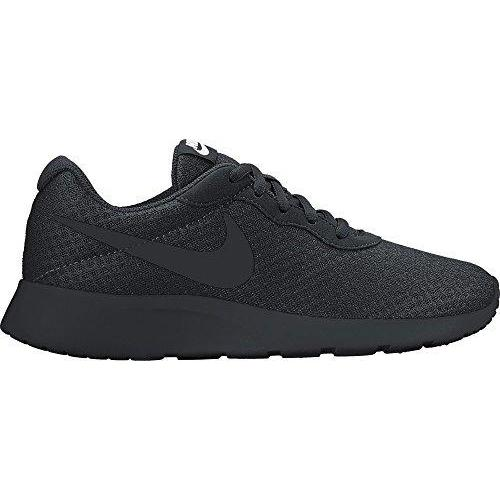 NIKE Women's Tanjun Shoe Black/White Size 6.5 M US Shoes for Women NIKE