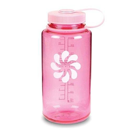 Nalgene Tritan Wide Mouth BPA-Free Water Bottle, Pink w/ Pink Cap, 32-Ounces Sport & Recreation Nalgene