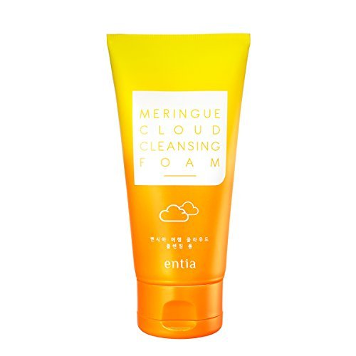 ENTIA Meringue Cloud Cleansing Foam 100ml / Pore Care Bubble Cleanser