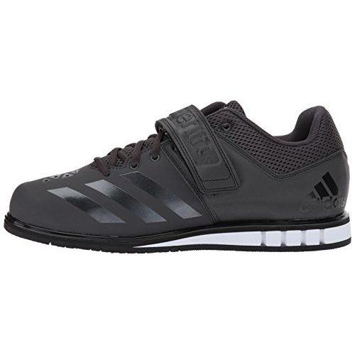 adidas Men's Powerlift.3.1 Cross-Trainer Shoes, Utility Black/Black/White, (13 M US) Shoes for Men adidas
