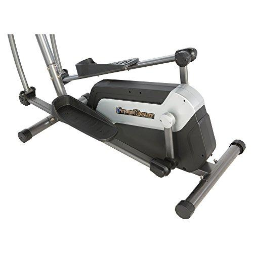 "Fitness Reality E5500XL Magnetic Elliptical Trainer with Comfortable 18"" Stride Sport & Recreation Fitness Reality"