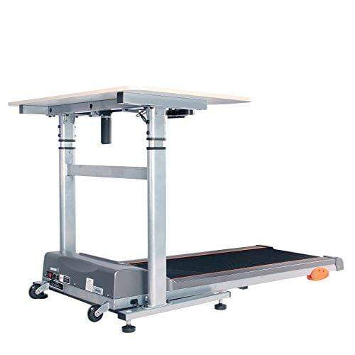 Sunny Health & Fitness Treadmill Desk Workstation with Power Adjustable Table Height, SF-TD7704 Sport & Recreation Sunny Health & Fitness