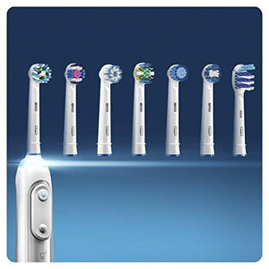 Oral-b Trizone Toothbrush Heads Pack Of 4 Replacement Refills For Electric