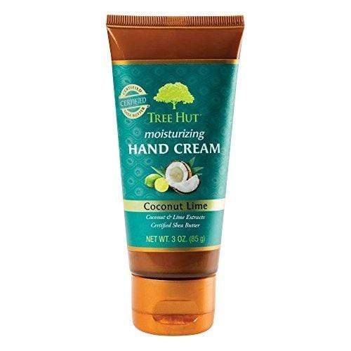 Tree Hut Hand Cream, Coconut Lime, 3 Ounce