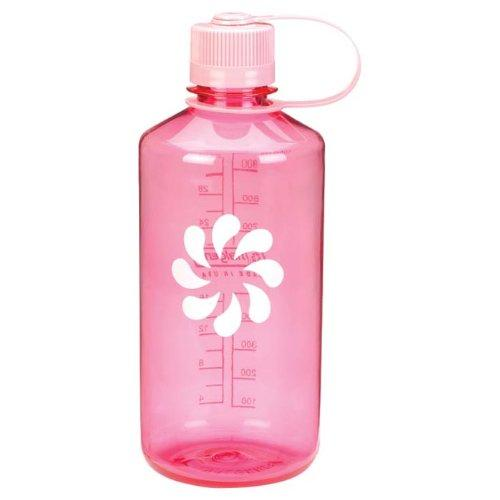 Nalgene Tritan 1-Quart Narrow Mouth BPA-Free Water Bottle, Pink Sport & Recreation Nalgene