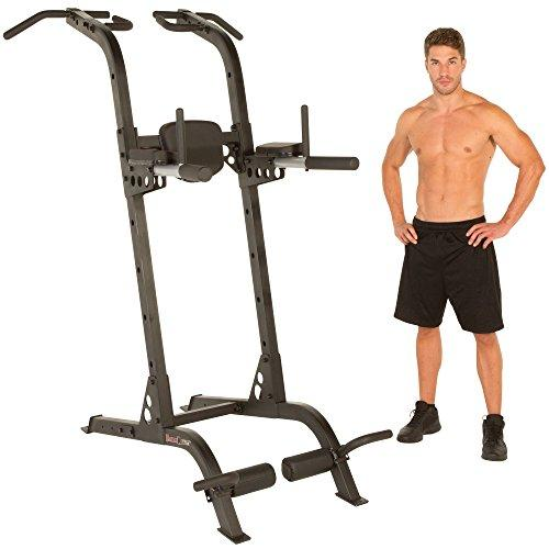 Fitness Reality X-Class High Capacity Multi-Function Power Tower Sport & Recreation Fitness Reality