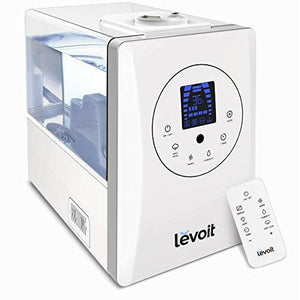LEVOIT Humidifiers, 6L Warm and Cool Mist Ultrasonic Humidifier