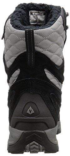 Vasque Women's Pow Pow II UltraDry Insulated Winter Boot, Black/Gargoyle,11 M US