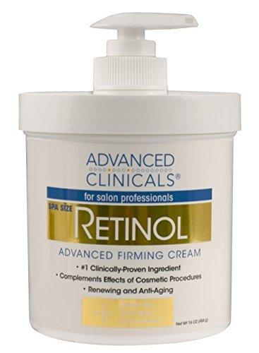 Retinol Advanced Firming Cream by Advanced Clinicals