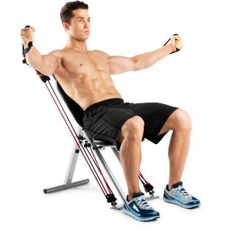 Weider Bungee Bench Total Body Workout System Sport & Recreation Weider