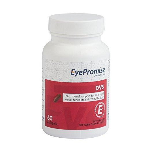 EyePromise DVS - Nutritional Support for Retinal Health and Healthy Blood Vessels Supplement EyePromise