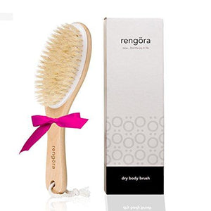Dry Brushing Body Brush / Exfoliating Brush – Skin Brush Best for Achieving Healthy Skin