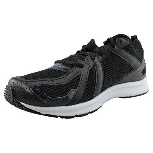 Reebok Men's Runner Running Shoe, Black/Coal/White, 9.5 M US Shoes for Men Reebok