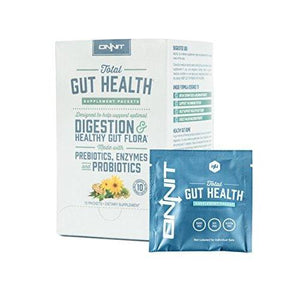 Total Gut Health: Daily Prebiotic, Probiotic, and Digestive Enzyme Packets