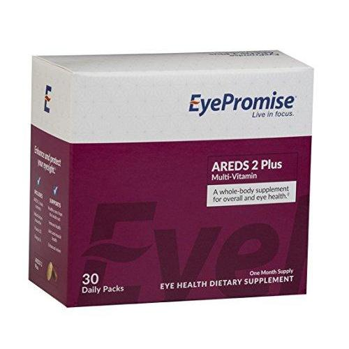 EyePromise AREDS 2 Plus with a Multi-Vitamin Supplement EyePromise