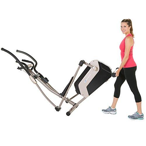 Exerpeutic 1318 5000 Magnetic Elliptical Trainer with Double Transmission Drive Sport & Recreation Exerpeutic