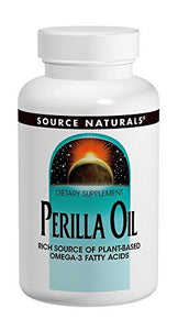 Source Naturals Perilla Oil, 1000mg, 90 Softgels