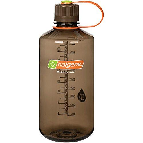 Nalgene Tritan 32 oz Narrow Mouth BPA-Free Water Bottle, Woodsman Sport & Recreation Nalgene