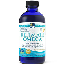 Nordic Naturals - Ultimate Omega, Support for a Healthy Heart, 8 Ounces