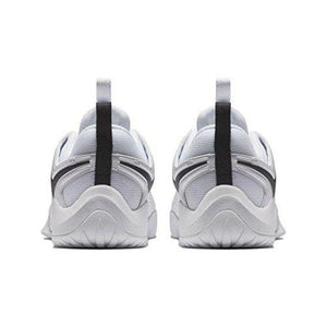 huge selection of 3db7b c994c NIKE Women s Zoom Hyperface 2 Volleyball Shoes (8.5 B(M) US, White