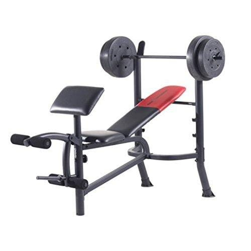 Weider Pro 265 Weight Bench Sport & Recreation Weider