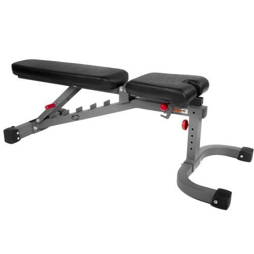 XMark 11-Gauge (FID) Flat Incline Decline Bench XM-7472 Sport & Recreation XMark Fitness