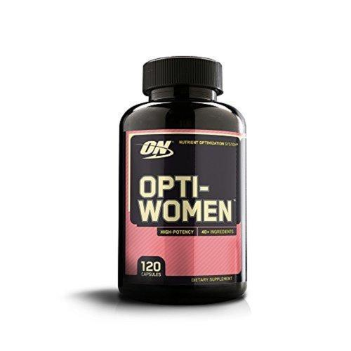 Opti-Women, Womens Daily Multivitamin Supplement with Iron