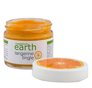 Tangerine Tingle Face Scrub w/ Amino Acids, Vitamin C & Tangerine Extract, 2oz