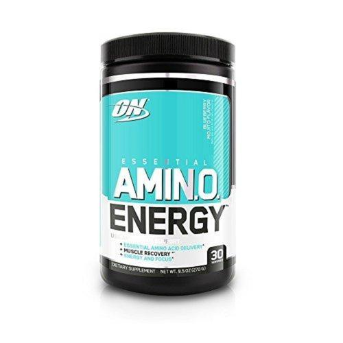 Amino Energy, Blueberry Mojito, Preworkout and Essential Amino Acids