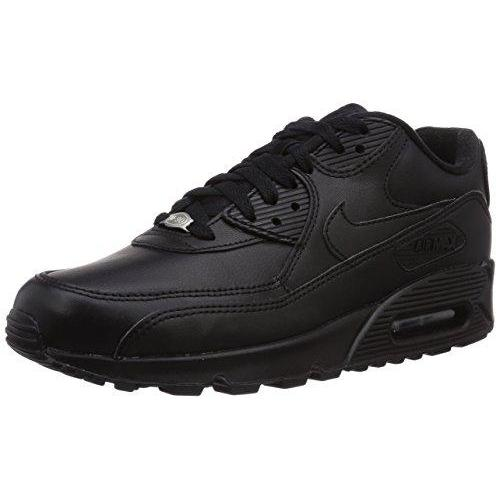 black nike air max size 9