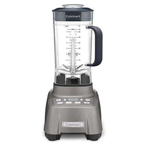 Cuisinart CBT-1500 Hurricane 2.25 Peak hp Blender, Gunmetal Kitchen & Dining Cuisinart