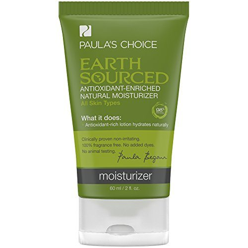 Paula's Choice Earth Sourced Antioxidant Enriched Natural Moisturizer, 2 Ounce Bottle