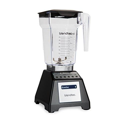 Blendtec TB-621-20 Total Blender Classic, with FourSide Jar, Black Kitchen & Dining Blendtec
