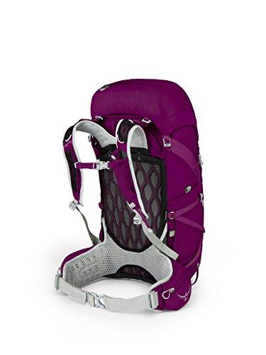 Osprey Packs Tempest 40 Women's Backpack, Mystic Magenta, Ws/M, Small/Medium