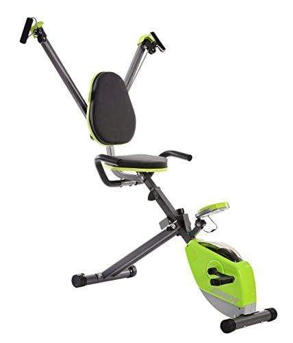 Stamina Wonder Exercise Bike with Upper Body Conditioning System Sport & Recreation Stamina